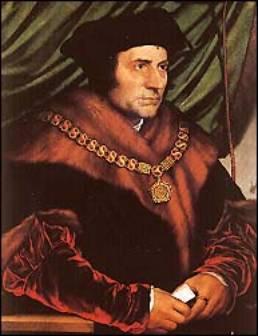Tomás Moro, por Holbein