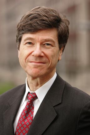 Resultado de imagen para Jeffrey Sachs