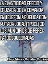 LA ELASTICIDAD PRECIO Y CRUZADA DE LA DEMANDA EN TELEFONÍA PÚBLICA CONMUTADA LOCAL (TPBCL) DE LOS MUNICIPIOS DE PEREIRA - DOSQUEBRADAS