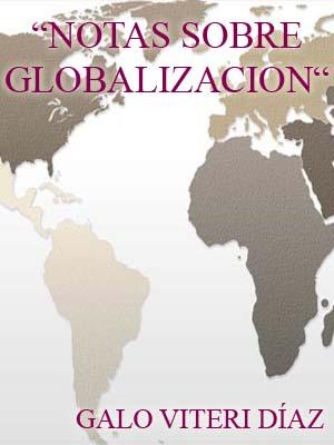 NOTAS SOBRE GLOBALIZACIÓN