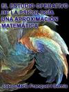EL ESTUDIO OPERATIVO DE LA PSICOLOGÍA  UNA APROXIMACIÓN MATEMÁTICA