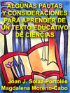 ALGUNAS PAUTAS Y CONSIDERACIONES PARA APRENDER DE UN TEXTO EDUCATIVO DE CIENCIAS