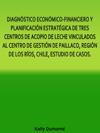 DIAGNÓSTICO ECONÓMICO-FINANCIERO Y PLANIFICACIÓN ESTRATÉGICA DE TRES CENTROS DE ACOPIO DE LECHE VINCULADOS AL CENTRO DE GESTIÓN DE PAILLACO, REGIÓN DE LOS RÍOS, CHILE, ESTUDIO DE CASOS