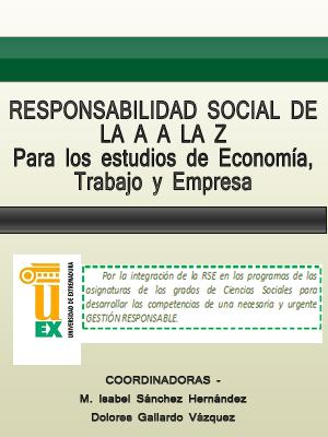 RESPONSABILIDAD SOCIAL DE LA A A LA Z