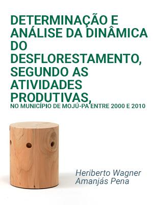 DETERMINAÇÃO E ANÁLISE DA DINÂMICA DO DESFLORESTAMENTO, SEGUNDO AS ATIVIDADES PRODUTIVAS, NO MUNICÍPIO DE MOJÚ-PA ENTRE 2000 E 2010