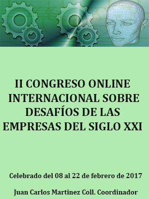 II CONGRESO ONLINE SOBRE DESAFÍOS DE LAS EMPRESAS DEL SIGLO XXI