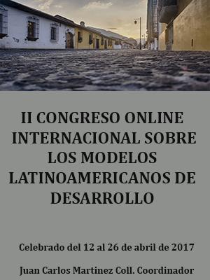 ACTAS DEL CONGRESO SOBRE LOS MODELOS LATINOAMERICANOS DE DESARROLLO