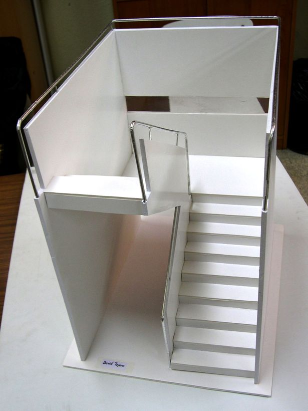 El campo del dise o industrial for Materiales para hacer una escalera