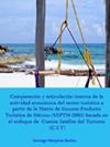 Portada de la tesis gratuita sobre sector turístico