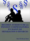 Portada de la tesis gratuita Régimen jurídico de la pensión compensatoria