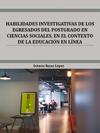 Portada de la tesis gratuita Habilidades Investigativas de los egresados del Postgrado en Ciencias Sociales