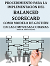 Portada de la tesis gratuita Balanced Scorecard
