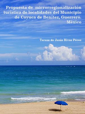 Portada de la tesis gratuita Propuesta de  microrregionalización  turística